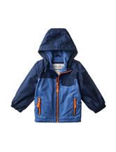 Carter's® Blue Color Block Jacket – Baby 12-24 Mos.