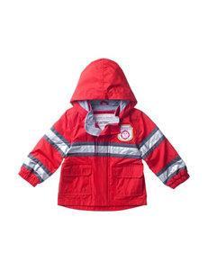 Carter's Red Lightweight Jackets & Blazers
