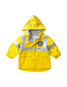 Carter's® Yellow Police Raincoat – Baby 12-24 Mos.
