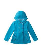 Urban Republic Solid Color Hooded Jacket - Baby 12-24 Mos.