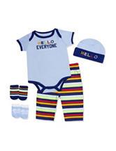 Baby Essentials 5-pc. Hello Everyone Box Set