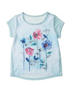 Jessica Simpson Wild Flower Top - Toddler & Girls 4-6x
