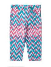 Jessica Simpson Chevron Print Pant - Toddler & Girls 4-6x