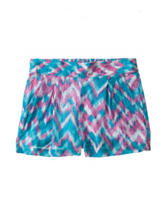 Jessica Simpson Chevron Crinkle Shorts - Toddler & Girls 4-6x