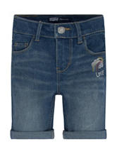 Levi's® Rainbow Bermuda Shorts - Girls 4-6x