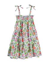 OshKosh B'gosh® Tropical Floral Print Dress – Girls 4-8