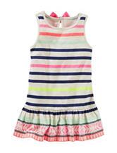 OshKosh B'Gosh® Multicolor Striped Print Tunic - Girls 2-6x