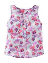 Oshkosh B'Gosh Multicolor Floral Print Top - Girls 4-8