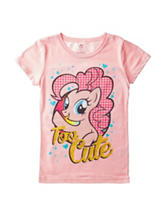 My Little Pony Too Cute Pink T-shirt - Girls 4-6x