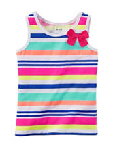 Carter's® Multicolored Striped Top – Toddler Girls