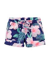 Carter's® Hibiscus Print Shorts – Toddler Girls