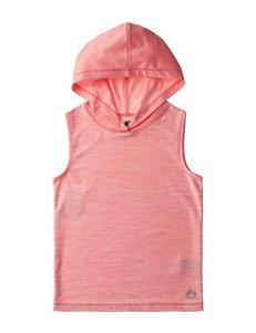 RBX Coral Space-Dye Print Hooded Top – Girls 7-16