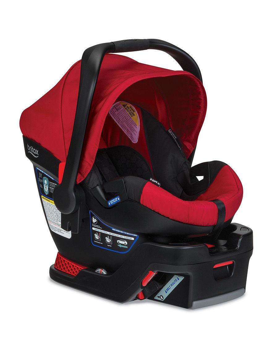 Britax Red Car Seats