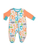 Boppy Multicolored Jungle Sleep & Play – Baby 0-9 Mos.