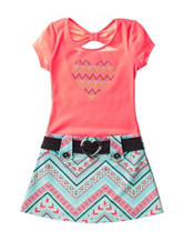 Lilt Heart Marsha Dress – Girls 2-6x