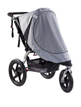 BOB Stroller Sun Shield for Single Revolution Stroller