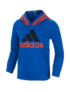 adidas® Pullover Hoodie- Toddlers & Boys 4-7