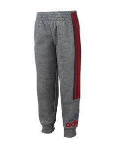 adidas® Fleece Jogger Pants - Boys 2-7x
