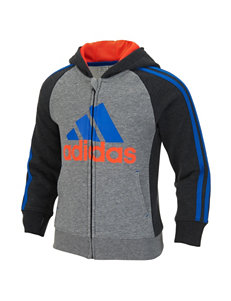 adidas® Warm-up Jacket - Toddlers & Boys 4-7