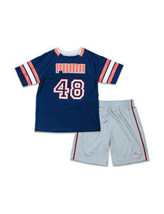 Puma® 48 Top & Short Set - Toddler Boys