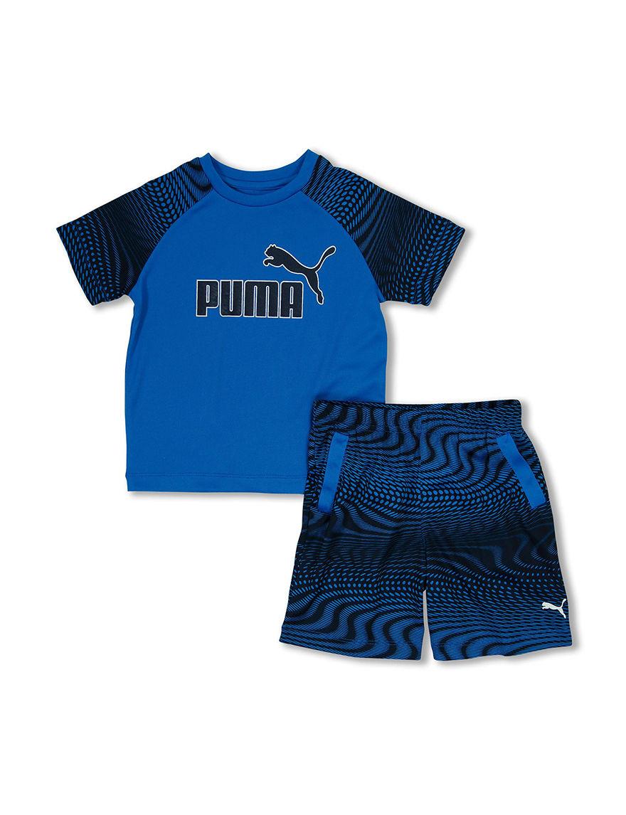 Puma Blue Loose