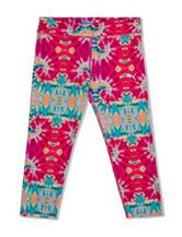 Puma® Swirl Tie Dye Capri Pants – Girls 7-16