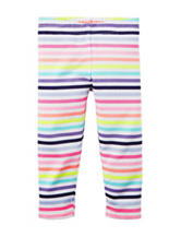 Carter's® Multicolored Striped Capri Leggings – Girls 4-8