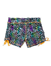 Puma Kitty Cat Biker Shorts - Girls 7-16