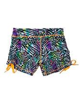 Puma Kitty Cat Biker Shorts - Girls 7-16