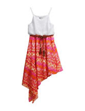 Emily Weat Crochet Chiffon Dress - Girls 7-16
