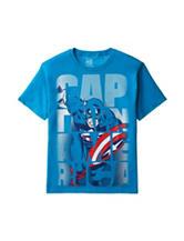 Captain America T-shirt - Boys 8-20