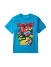 Sam Cube Battle T-Shirt - Boys 8-20