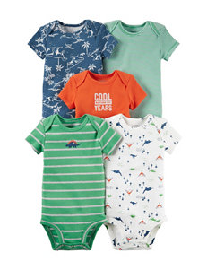 Carter's® 5-pk. Cool Beyond My Years Bodysuits - Baby 0-3 Mos.