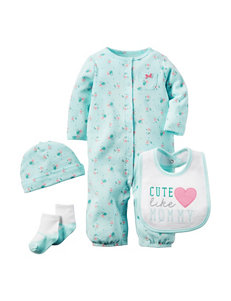 Carter's® 4-pc. Cute Like Mommy Set – Baby 0-9 Mos.
