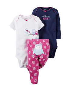 Carter's® Cute Like Mommy Bodysuit & Leggings Set – Baby 0-9 Mos.
