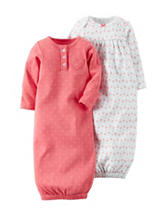 Carter's® 2-pk. Hello Cutie Sleeper Gowns