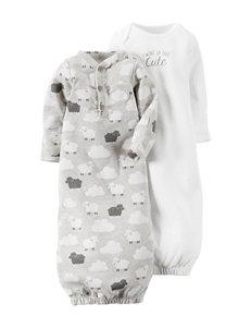 Carter's® 2-pk. Little Lambie Sleep Gowns – Baby 0-24 Mos.