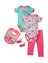 Baby Gear 5-pc. Butterfly Pant Set – Baby 0-9 Mos.