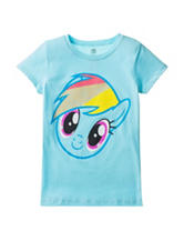 Funko My Little Pony Rainbow Dash Top – Girls 4-6x