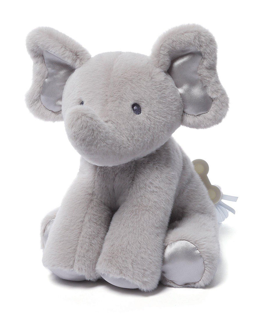 Gund Grey Sound & Light Soothers