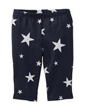 Oshkosh B'Gosh® Navy & White Star Print Leggings – Toddler Girls