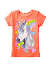 Twirl Unicorn Wish Top – Girls 4-6x