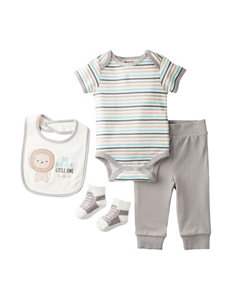Baby Gear 4-pc. Brave Little Lion Pant Set – Baby 0-12 Mos.