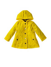 Urban Republic Yellow Babydoll Raincoat - Baby 12-24 Mos.