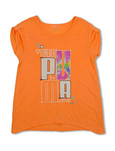 Puma® Orange Forever Puma T-shirt – Girls 7-16