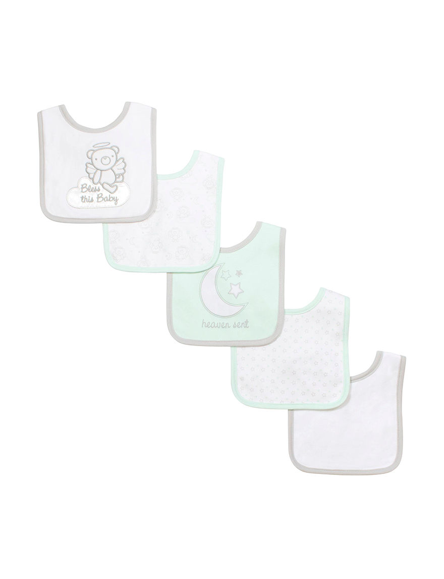 Baby Gear Mint Bibs & Burp Cloths