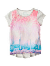 Jessica Simpson Fireworks Top - Toddlers & Girls 4-6x