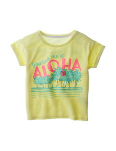 Jessica Simpson Aloha Top - Toddlers & Girls 5-6x