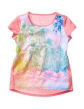 Jessica Simpson Flamingo Print T-shirt - Toddlers & Girls 4-6x