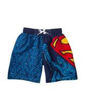 DC Comics Superman Swim Trunks – Boys 4-7